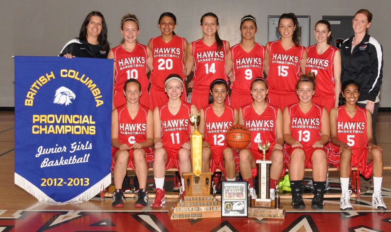 2013 Jr. Girl\'s Champions - WJ Mouat