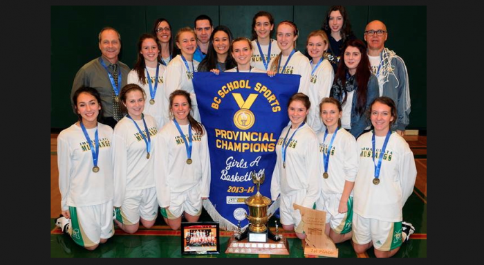 2014 A BC Champions - Immaculata Mustangs