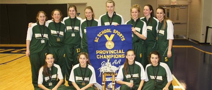2014 AA BC Champions - Windsor Dukes