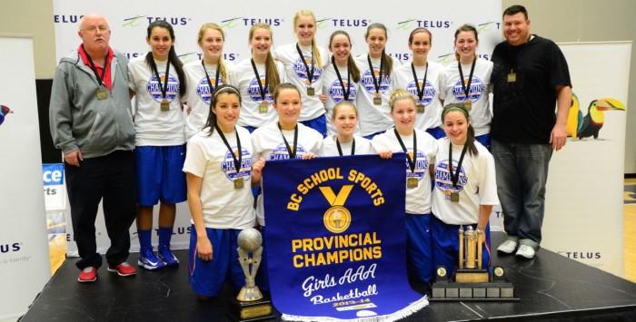 2014 AAA BC Champions - Brookswood Bobcats