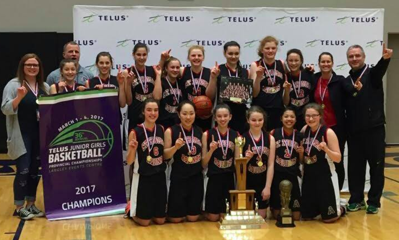 2017 Jr. BC Champions - St. Thomas Aquinas Fighting Saints