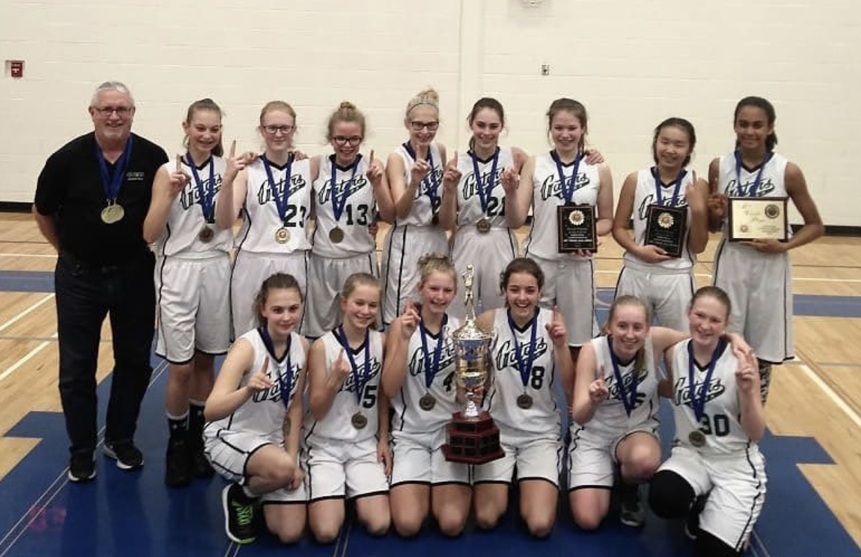 2019 Grade 8 Champions - Walnut Grove Gators